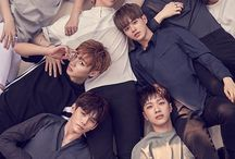 Wanna One / Guanlin, Seungwoo, Daniel, Jihoon, Jinyoung, Woojin, Minhyun, Sungwoon, Jisung, Daehwi and Jaehwan
