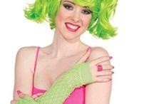 Woman's Costume Wigs