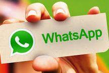 Bate-papo WhatsApp Messenger / WhatsApp atual é um dos aplicativos de mensagens que é mais popular no tudo mundo com mais de 900 milhões de usuários por mês. Desde quando o Facebook comprou-lo, a quantidade dos usuários de WhatsApp já aumentou muito