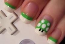 Nail Designs / Cute nail ideas.