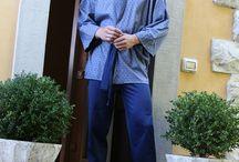 mako cotton pajamas / Our premium pajamas made with pure makò cottonand 100% italian style.