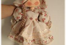 boneca camponesa