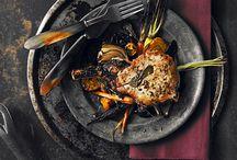 Dramatic Food  / by Bridget Henry