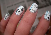 Nails - Back to School  / by kristi Lupkes