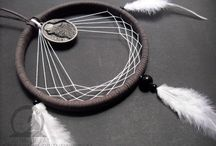Indians and dreamcatchers
