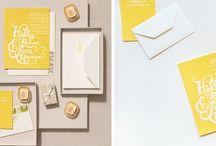 Inspiración, Wedding Yellow