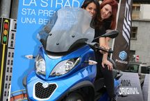 MP3 Italian Tour 2015 / Il nuovo Piaggio MP3 sta arrivando in città. Non prendere impegni per i prossimi weekend, prenota il test ride del nuovo Mp3 e vieni a provare l'originale. http://bit.ly/Mp3Torur_2015