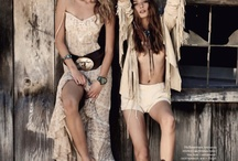 Leather, Lace and Boho Madness