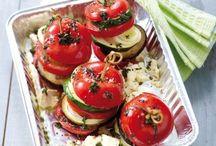 Grillrezepte: Vegetarisch / Leckere #vegetarische #Grillrezepte zum staunen und nachmachen. Auch für Vegetarier kann ein Grillabend zum Vergnügen werden.
