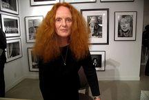 FASHION ICON: Grace Coddington