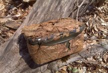 Cool Geocache Containers / by Patricia Cousins