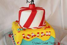 Karson's first birthday / by Melissa Henry