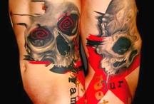 Tattoo Stuff / by Narelle Jones