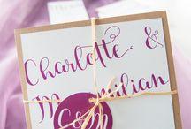 """Einladungen zur Hochzeit / Das """"Herzstück"""" der Hochzeitspapeterie - die Einladung. Mehr als ein """"wann-was-wo"""", Bekenntnis Eurer Liebe, Wertschätzung der Gäste, erstes """"so wird es sein""""...."""