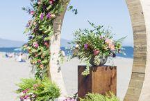 Santa Barbara Ocean Front wedding