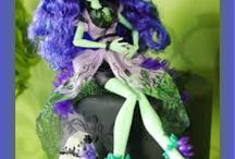 Monster High Doll Amanita Nightshade Review
