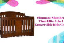 Simmons Elite Baby Crib Review