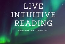 Monthly Intuitive Readings / Find out what the month has in store.