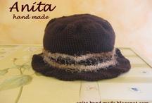 My hand made accessories :)) Accessori fatti a mano per passione!!! / These are some of my creations: Wool Hats!  Ecco alcune delle mie creazioni: accessori d'abbigliamento in lana caldi e morbidi.