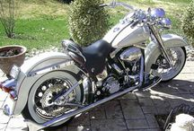 Choppers , Indian , Triumph, Norton and Harley Stuff / by George Keyworth