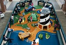 baby/toddler play area inspirations / by Johanna L