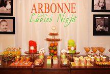 arbonne party ideas
