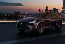 Lexus UX Concept - Video Tour