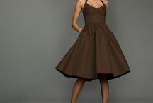 Fashion ✄ Dress (Brown)
