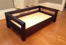 posteľ pre psov
