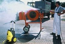 Industrial Cleaning / We are experts in industrial cleaning supplies, septic care and grease management trench cleaning services - to install and clean grease traps and supply oil - water separator cleaning.