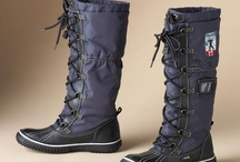 Shopping for Snowboots