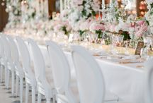 Wedding and Events Tables