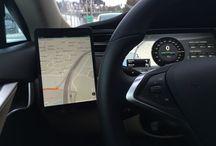 Teslarati.com - Steelie Review: IPad Mount for your Tesla Model S / http://www.teslarati.com/review-steelie-car-mount/