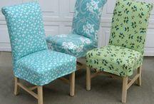 cara membuat sarung kursi