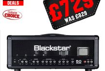 BLACK FRIDAY Bargains at Guitarbitz / Shop our fantastic Black Friday bargains and stock on great gifts for the one's you love this christmas.