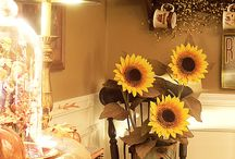 Fall Decor Ideas / Putting together some fall decor Ideas that I love and will try to recreate. / by Sophie Richard Cormier