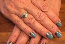 Voorbeeld eigen nagels