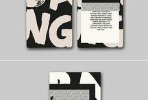 Branding design / Interesting branding boards