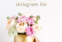 Social Media Tips / social media tips / social media / social media for bloggers / instagram / facebook / pinterest / twitter
