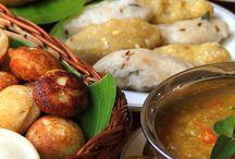 Dining at Chidambara Vilas