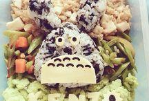 Kids meal / Bento for Kenzo