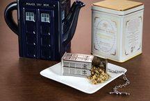 Doctor Who / by Tiffany van der Veen