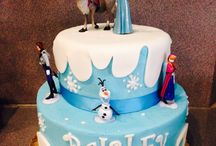 Frozen partay! / For my Carlee Addison, who is obsessed with Frozen :-) / by Lisa Hays