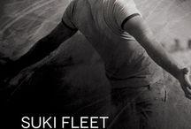 Suki Fleet, Falling / New Adult gay Romance. Co Book of the Year 2015
