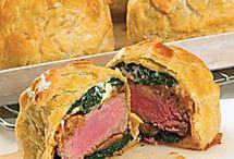 Gourmet food recipes