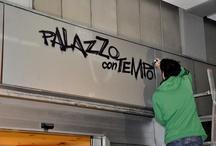 Palazzo Contemporaneo / #InvasoriDigitali Palazzo Contemporaneo, piazza Libertà, Udine. Invasori: giariv; hypoison; angycat; eltubaro; igersfvg; etrarte_asscult.