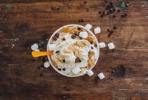 When s'mores met froyo... / by Orange Leaf Frozen Yogurt