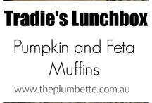 Tradie's Lunch Ideas