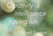 """Cre8ivity3 / You might not think that you are """"the creative type"""", but best-selling writer and inventor Mia Zachary believes you ARE. We're all born with Imagination- you just have to unleash yours"""