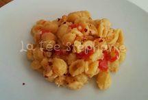pâtes - pasta / Cuisine italienne, recettes végétaliennes, vegan, végétariennes
